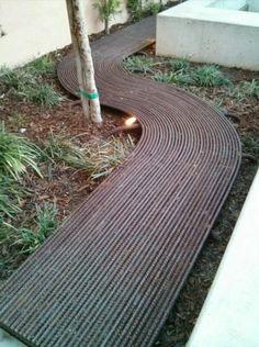 45 Exellent Garden Paths Exellent Garden Paths 14 Stylish Diy Rebar Trellis Diy Trelling Ideas And Projects