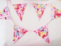 New workshop! Make Beautiful Bunting Saturday 2nd February 2013 9.30 am - 12.00 pm - The Make It Room