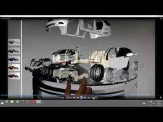 Ventuz and Cinema 4D Integration – Erik Beaumont (Ventuz) - YouTube