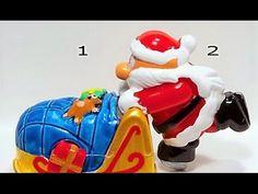 Maxi Kinder Retro Christmas Surprise Egg Toy C-3N-2
