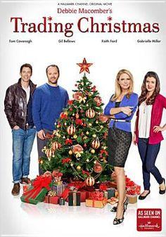 Debbie Macomber's Trading Christmas, Hallmark, 2011, Faith Ford, Tom Cavanagh.  Like.