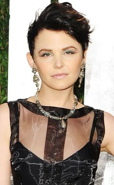 Ginnifer Goodwin love love her hair!