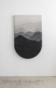 The Mountain-Inspired RIDGE Series by Fernando Mastrangelo - Design Milk