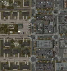Oakley is a town from my PnP game set in the Fallout universe, located somewhere in the wasteland around the western part of the United States. It only occupies a small portion of the actual town t...