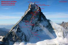 Matterhorn / Schmid route