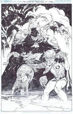 The Dark Knight III: Master Race #1 by Jim Lee *