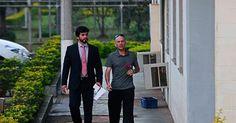 osCurve Brasil : Ex-polegar Rafael Ilha é preso mais uma vez