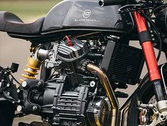 YOU ASKED, WE DELIVEREDBlacktrack was a vision that became a reality with the production of our first bike, Blacktrack – was a result of a pure strea Cx 500, Honda Cx500, Transportation, Engineering, Bike, Pure Products, Motor, Tech, Design