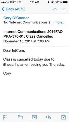 @coryOConnor get well soon #IntCom