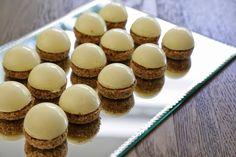 Mini tartelettes très croustillantes au citron vert