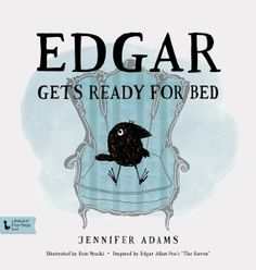 Edgar Gets Ready for Bed by Baby Lit
