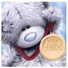 Best Grandad Me to You Bear Fathers Day Card £2.49