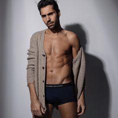 Daniele Carettoni by Rick Day wearing RICHARD DAYHOFF trunks for Rough Online. @danielecarettoni @rickdaynyc @roughdigital #danielecarettoni #malemodel #italian #rickday #rickdaynyc #roughonline #editorial #exclusive #fashioneditorial #roughdigital #richarddayhoff #richarddayhoffunderwear #mensfashion #menswear #mensunderwear #luxuryunderwear #athleisure #fitness #best Athleisure, Male Models, Editorial Fashion, Trunks, Underwear, Menswear, Nyc, Mens Fashion, Fitness