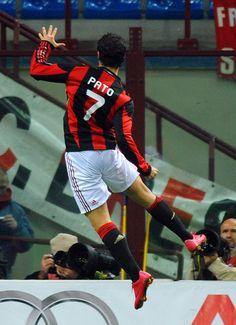 pato AC Milan | Pato - AC Milan v US Citta di Palermo - Serie A