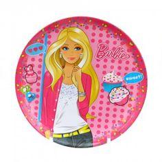 Plato Barbie Cupcakes
