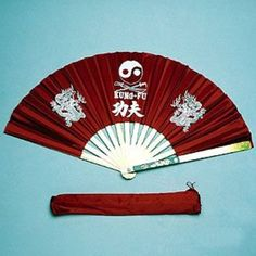 Kung-Fu Fighting Fan -- Read more at the image link. (This is an affiliate link) #OtherSports
