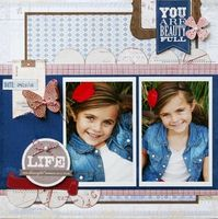 A Project by gretahammond from our Scrapbooking Gallery originally submitted 02/27/12 at 02:51 PM