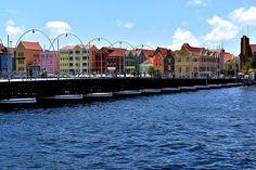 Uma paradísiaca ilha chamada Curaçao