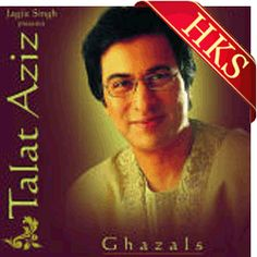 Ghazals karaoke Songs:-  SONG NAME - Kuchh Tumhari Ada Ka Rona Tha  MOVIE/ALBUM - Shamakhana Vol. 1  SINGER(S) - Talat Aziz