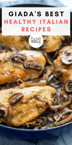 Giadas healthy Italian recipes will leave you feeling just as good as they taste. Giadas healthy Italian recipes will leave. Giada Recipes, Chef Recipes, Food Network Recipes, Cooking Recipes, Budget Cooking, Cooking Videos, Vegetarian Cooking, Easy Cooking, Lidia's Recipes