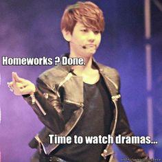 #Baekhyun #kdrama #memes