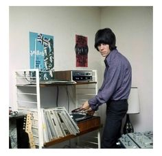 At home with Jeff Beck