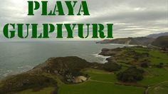 Resultado de imagem para playa de gulpiyuri asturias