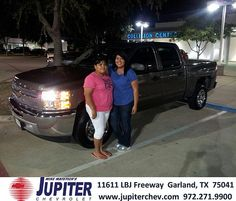 Thank you to Debbie Torres on your new 2013 Chevrolet Silverado 1500 from Darin(Hollywood) Mondy and everyone at Jupiter Chevrolet!