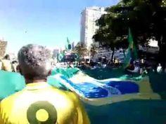 Retrospectiva das Manifestações Fora Dilma Fora PT! - Célio Azevedo