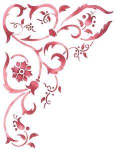 20 best stencil ideas for victorian parlors images stencils rh pinterest com