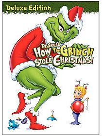 Warner Bros. How the Grinch Stole Christmas (Classic) DVD