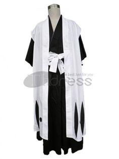 Bleach Cosplay / Bleach 7th Division Captain Komamura Sajin Cosplay Costume / http://www.thdress.com/Bleach-7th-Division-Captain-Komamura-Sajin-Cosplay-Costume-p1832.html