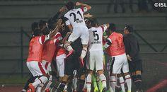 Fierce rage unleashed on the field as NEU grabs its first win