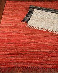 Amazon.com : NaturalAreaRugs Concepts Jute Leather Rug, Hand Woven By Artisan Rug Maker, Reversible, 8' x 10' : Patio, Lawn & Garden
