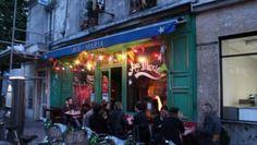 Restaurant Ave Maria, 1 rue Jacquard, Oberkampf, Paris ★