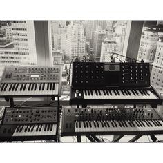 #Truelove #tb #takemeback  #analog #nyc #nycskyline #vsco #vscocam #subphatty #voyager #prophet #virus #studiolife #studio #knob #sounddesign #sound #music #producer #producerlife #bedroom #retro #dramosyn #synth #modular #moog #FACTMusicGear #welovesynthesizers #homemusicstudioz