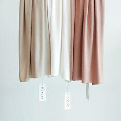 INAYAH | Washed Mink Maxi Jersey Hijab + White Maxi Jersey Hijab + Warm Mink…