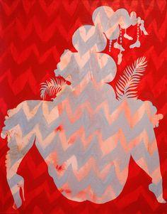 Firelei Báez, 'Untitled, From the Cuguapa Series,' 2013, Rush Philanthropic Benefit Auction 2015