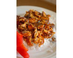 Slow Cooker Asian Garlic Chicken