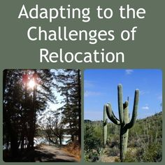 Relocation is difficult, especially for preppers!  Adapting to the Challenges of Relocation   Backdoor Survival