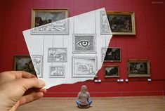 Pencil Vs Camera - 7 by Ben Heine, via Flickr