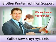 Now It's no need to worry if your Brother Printer is not working properly. Just make a call on Brother Printer technical Support 1-877-761-6261 toll free. For more details you can visit to our website http://www.monktech.net/brother-printer-technical-support-number.html