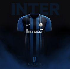 Inter Home kit - Rumors Nike Soccer Jerseys, Sports, Tops, Soccer, Clothes Line, Cloaks, Chemises, Football Soccer, Sport