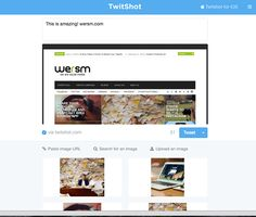 Twitshot Makes Sharing Links With Images Easy Apps, Social Media, Link, Easy, How To Make, Image, App, Social Networks, Social Media Tips