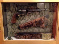 Wild Bill Hickok's Colt Conversion Army Model 1860 Revolver | Guns ...