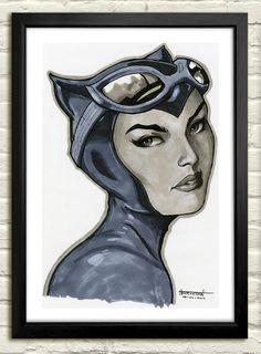 Custom Marker Head Illustration by PinkHavok on Etsy