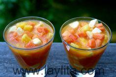 Image Result For Receta De Tarta C De Frutas Mixtas