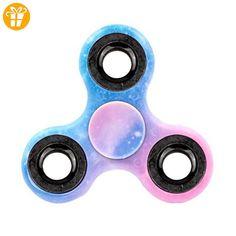 Saingace Hand Spinner Fokus Spielzeug EDC Fidget Spinner Spielzeug Bildung & Lernen Spielzeug Wahl (Rosa) - Fidget spinner (*Partner-Link)