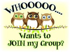 Join my facebook group for all the lastest deals, pictures, games and much more…