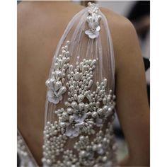 #bride #beading # bridal dress
